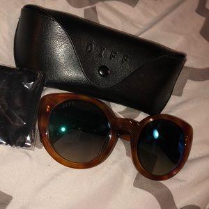 Diff Sunglasses - Brand new